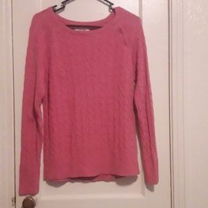 Sonoma Cable Knot Sweater XL